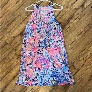 Lilly Pulitzer Cotton Dress - size small